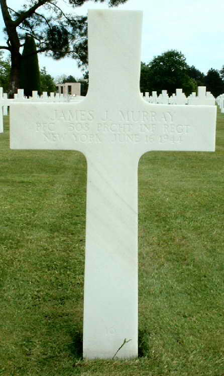 PFC_James_j_Murray_Normandy