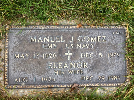 Calverton Cemetery, Calverton, New York