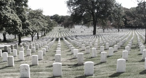 The current Cypress HIlls National Cemetery was purchased in 1884 and includes over 15 acres of land.