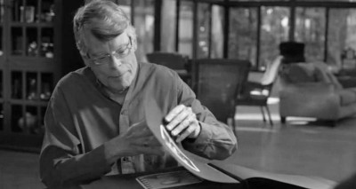 "Stephen King on PBS's ""Finding Your Roots"""
